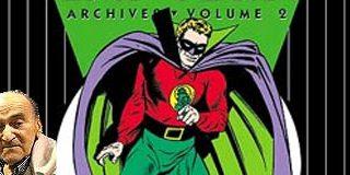 Martin Nodell, el padre del cómic Linterna Verde