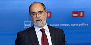 Alfonso Perales, el negociador del PSOE