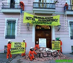 Los ecologistas piden a Chaves que se moje en Carboneras