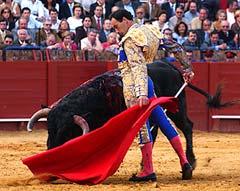 La feria de Abril de Sevilla, casi a punto