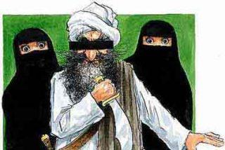 Y estas caricaturas en un diario danés incendian los ánimos de musulmanes