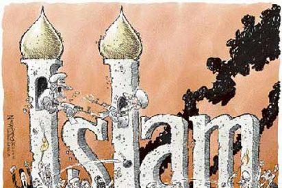 El Islam visto por los caricaturistas norteamericanos