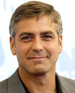 George Clooney, Roseanne Barr y los genitales del actor