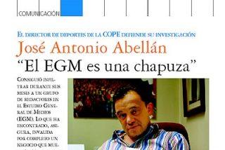"""Abellán: """"El EGM es una chapuza"""""""