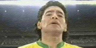 El día que Maradona jugó para Brasil