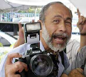 Detenido el asesino del fotógrafo de El Mundo Jorge Aguirre