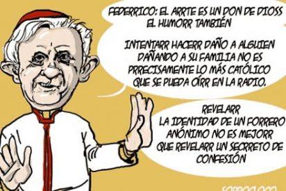 El hermano humorista de López Aguilar se escuda en su alias