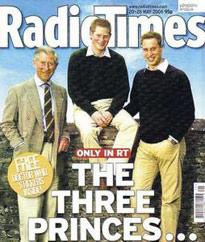 Los tres príncipes sorprenden con una exclusiva entrevista