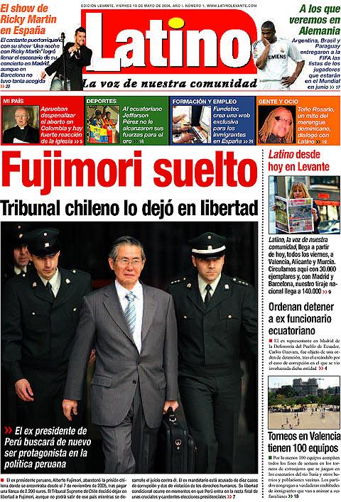 El periódico gratuito `Latino´ lanza una nueva edición en Levante