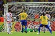 Brasil también sabe sudar la camiseta