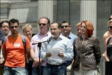 """La AVT solicita al Gobierno que """"no claudique"""" ante el chantaje de ETA"""