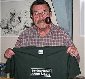 El País no incluye en su memoria histórica el paSSado de Günter Grass