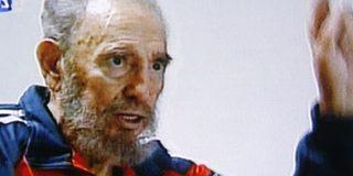El dictador Castro reaparece en la televisión cubana tres meses depués