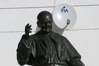 Un Papa 'tecnológico' en Ciudad Misioneras