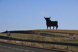 El Toro de Osborne, la imagen de la España Olvidada