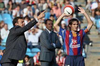 Abel Resino, primer entrenador destituido en Primera