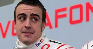 Alonso «Hamilton tiene más posibilidades de ganar el título»