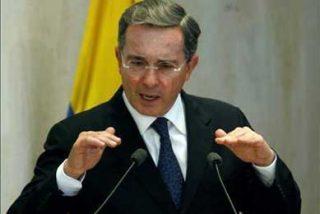 """Uribe creará una """"zona de encuentro"""" para negociar con las FARC"""
