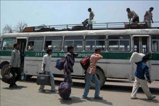 """Al menos 95 muertos este año en Delhi por atropellos de los """"autobuses asesinos"""""""