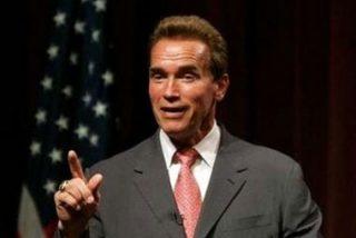 """Schwarzenegger: """"La marihuana no es una droga"""""""