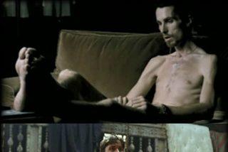 Y el ganador del 'top 10 transformaciones' es... Christian Bale en 'El maquinista'