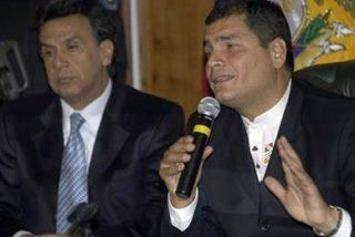 Correa solicita a las autoridades poner sus cargos a la disposición de la Constituyente