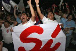 Costa Rica vota a favor del Tratado de Libre Comercio con EEUU