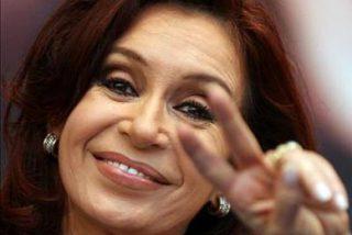 Cristina Fernández se proclama ganadora en medio de las denuncias de opositores