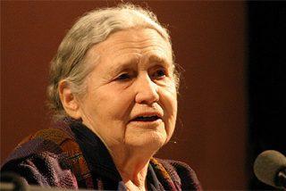"""Doris Lessing: """"Encantada pero no sorprendida con el Premio Nobel"""""""