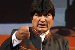 """Morales dice que su país es """"viable y confiable"""" y defiende la hoja de coca"""