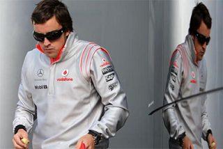 Alonso empieza a negociar con McLaren
