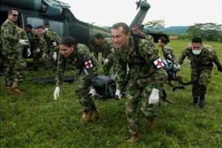 """Las FARC admiten la muerte de su líder """"Martín Caballero"""" en operación del Ejército"""
