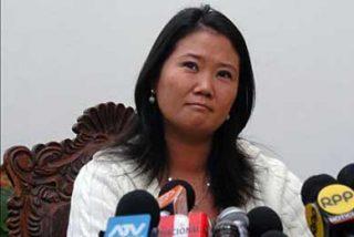 Keiko Fujimori denuncia que su padre es tratado como sentenciado