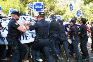 Los policías de Madrid cobrarán más que el resto