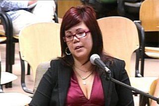 """Miriam, decepcionada por la condena """"insuficiente"""" del joven que le tiró al metro"""