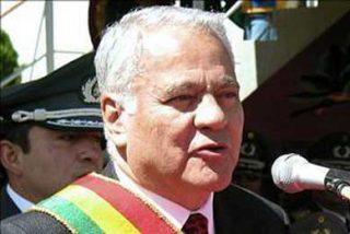La Fiscalía boliviana imputa formalmente por genocidio al ex presidente Lozada