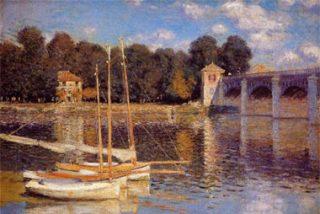 Cinco desconocidos se cuelan en el Museo de Orsay de París y dañan un cuadro de Monet