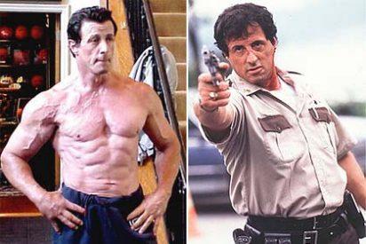 Top 10 transformaciones: Sylvester Stallone en 'Cop Land'