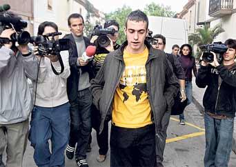 """Agresor del tren de Barcelona: """"me doy asco a mí mismo"""""""