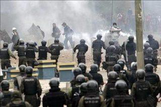 Aprueban la Constitución de Morales en medio de disturbios con un muerto