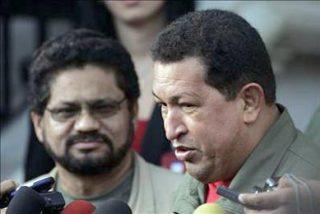 """Chávez cree que reunión con Sarkozy será """"muy importante"""" para el canje en Colombia"""