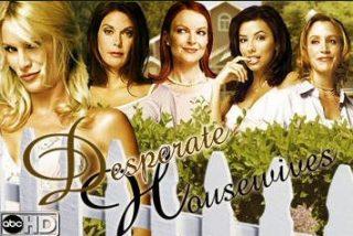 'Mujeres desesperadas', líder de audiencia en EEUU con 18 millones de espectadores