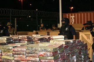 México se incauta del mayor alijo de 'coca' de su historia