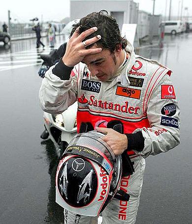 Así fue el calvario de Alonso en Mclaren