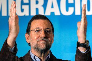"""Rajoy no quiere ni oír hablar del """"papeles para todos"""" de Zapatero"""