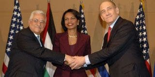 Bush, ¿el salvador de Palestina?