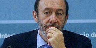 """Rubalcaba a Rajoy: """"Que repita conmigo: ETA no ha sido"""""""