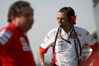 Ferrari cambia a su director