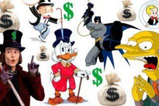 Mr Monopoly deja lista personajes ficticios más ricos por crisis inmobiliaria