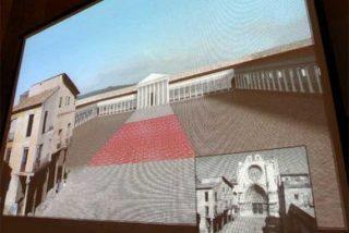 Descubierto bajo la catedral de Tarragona un templo igual al dedicado a Augusto